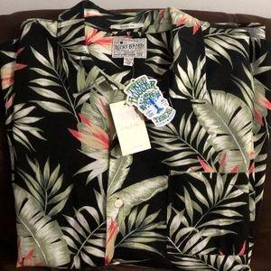 Lucky Brand Men Hawaiian Shirt
